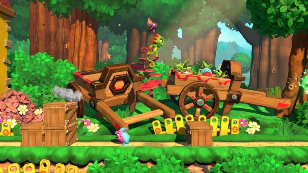 Yooka-Laylee and the Impossible Lair Download