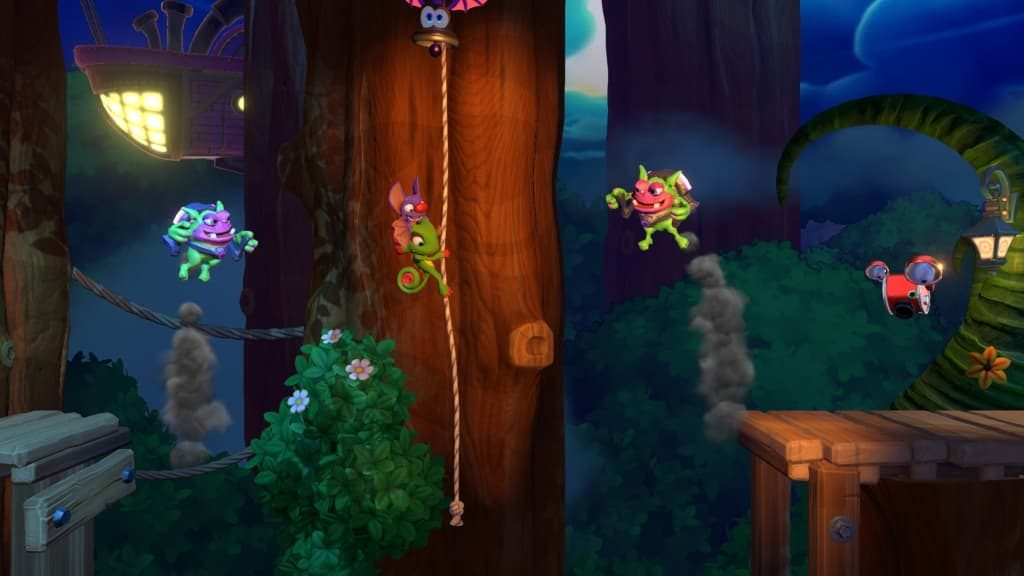 Yooka-Laylee and the Impossible Lair Torrent