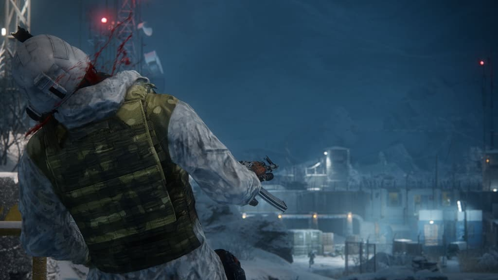 Sniper Ghost Warrior Contracts torrent