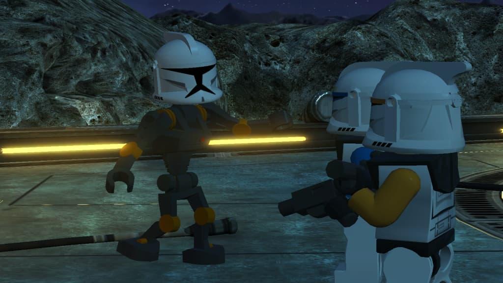 LEGO Star Wars 3 The Clone Wars Torrent
