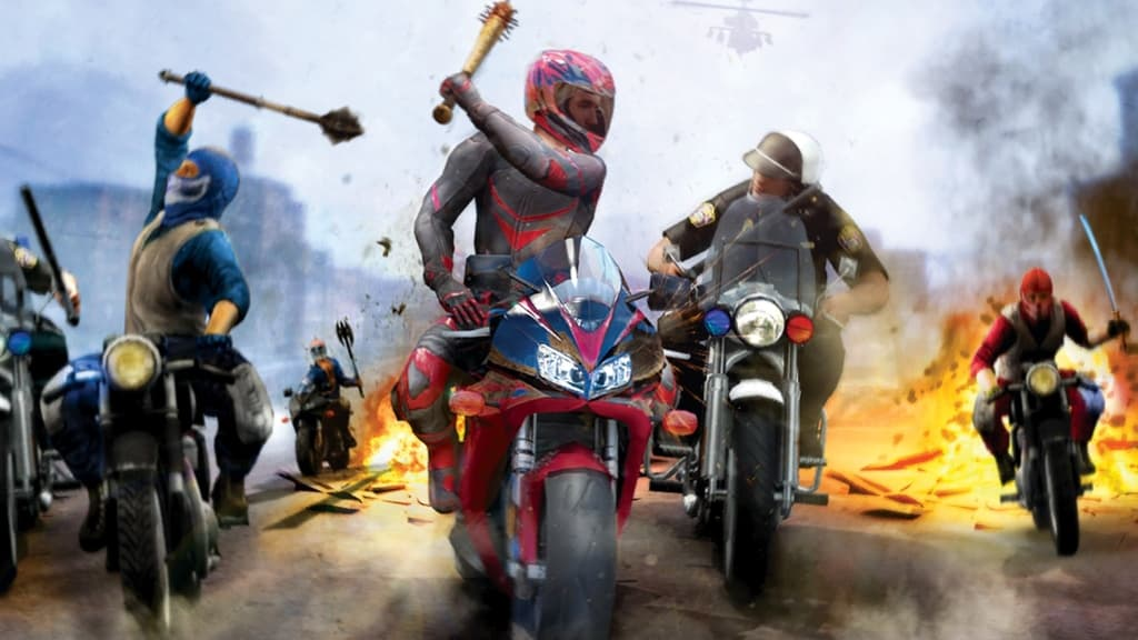 Road Redemption Free Download