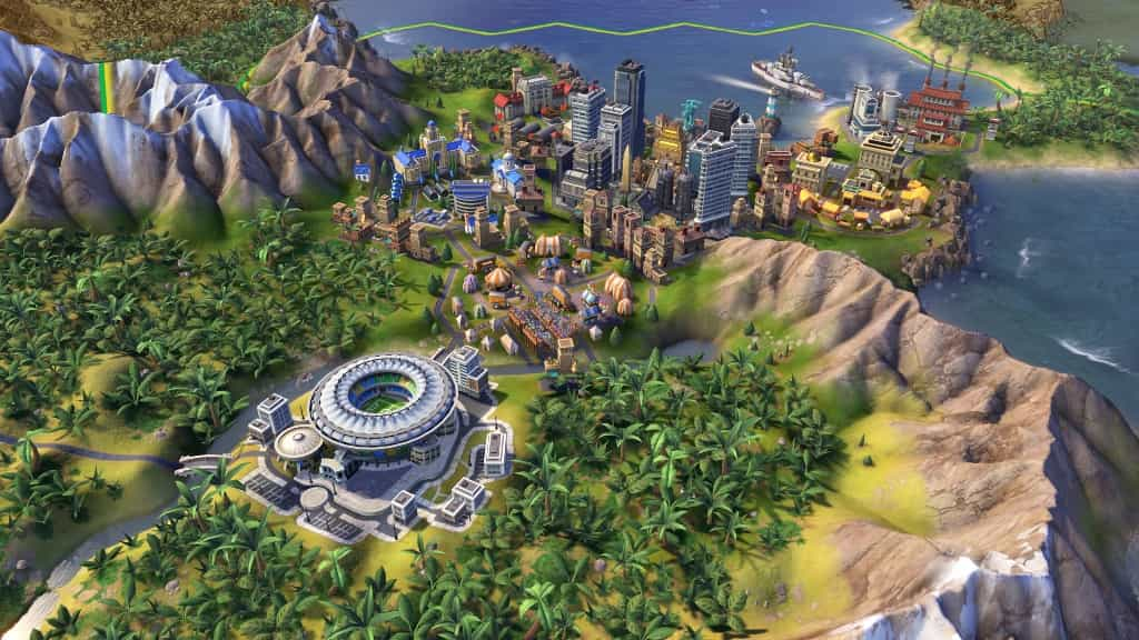 Sid Meiers Civilization VI download
