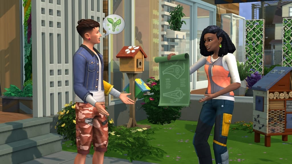 The Sims 4 Eco Lifestyle Free Download V1 63 134 1020 All Dlc