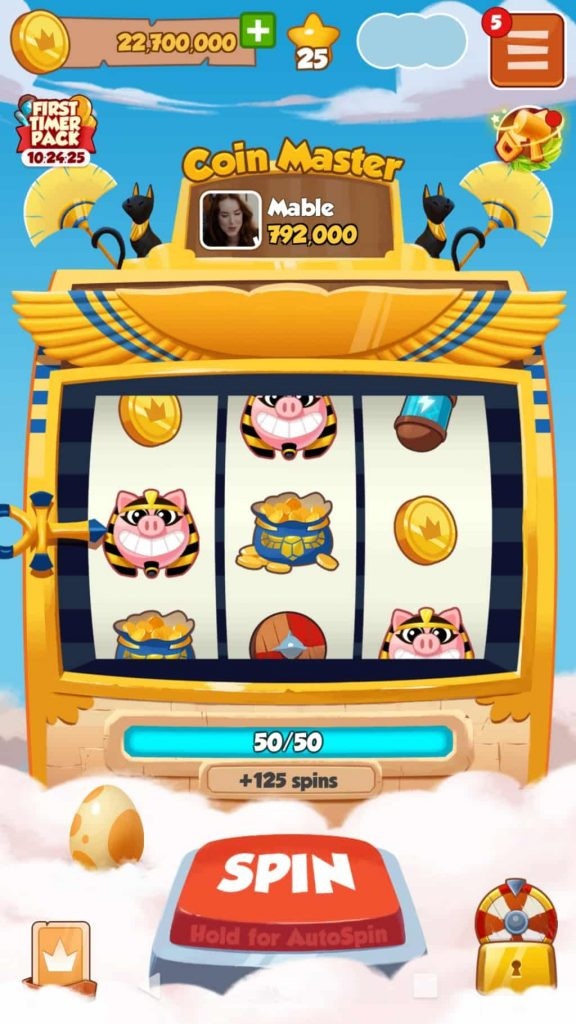 Coin Master unlimited coins
