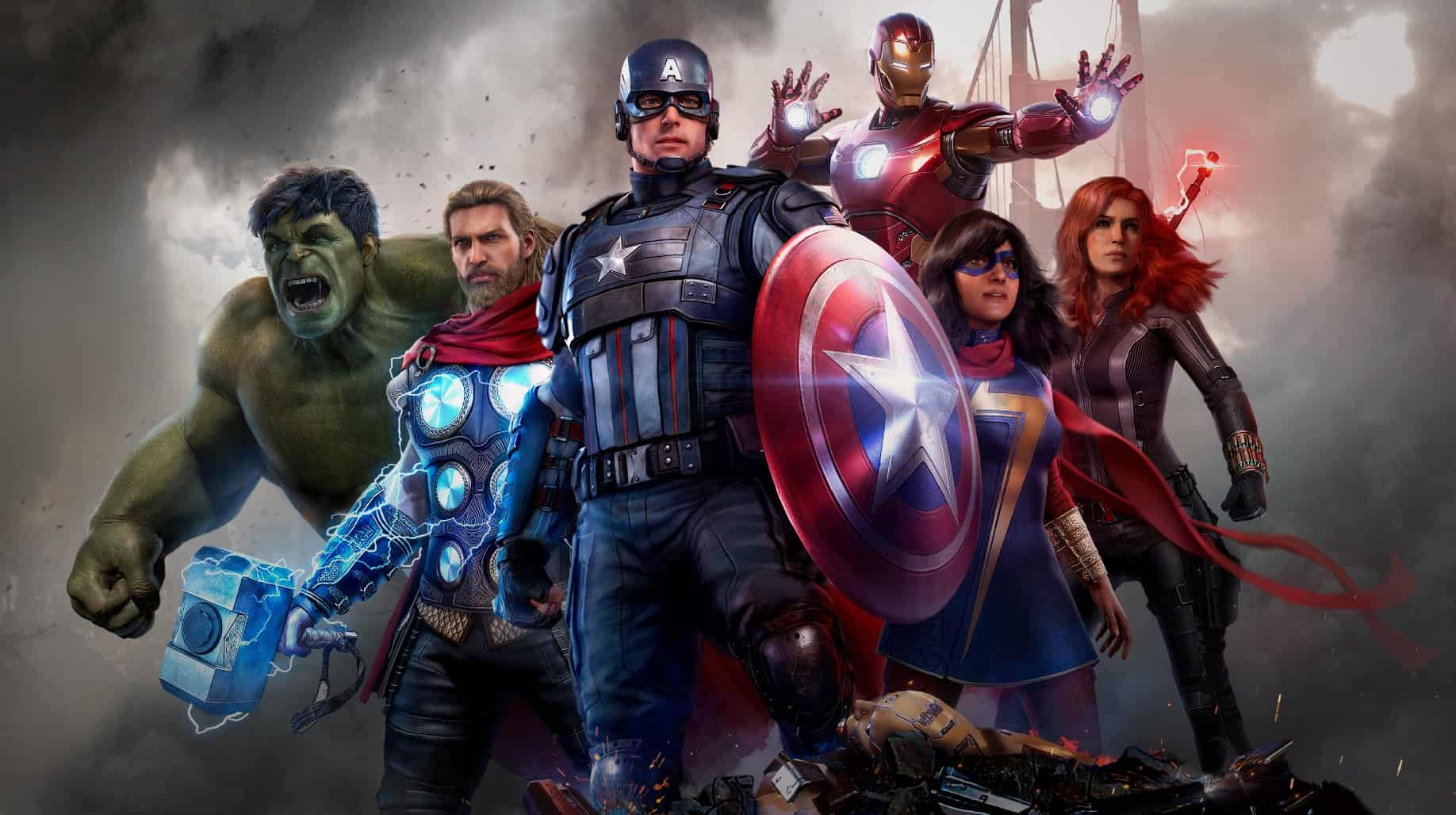 Marvels Avengers Free Download full Game