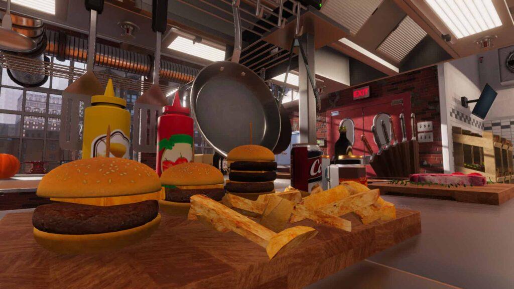 Cooking Simulator Game
