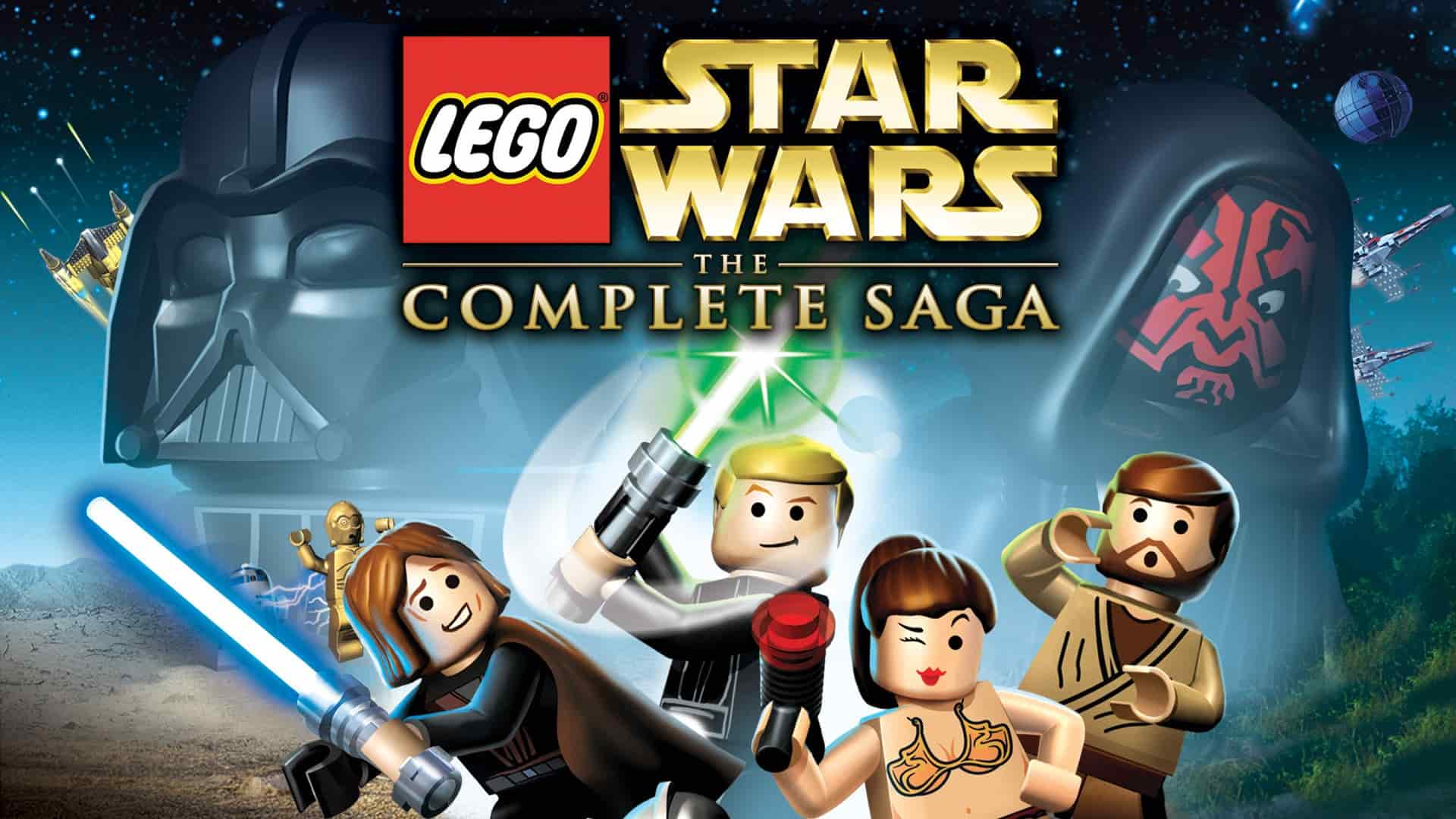 Lego Star Wars Thec omplete Saga Free Download