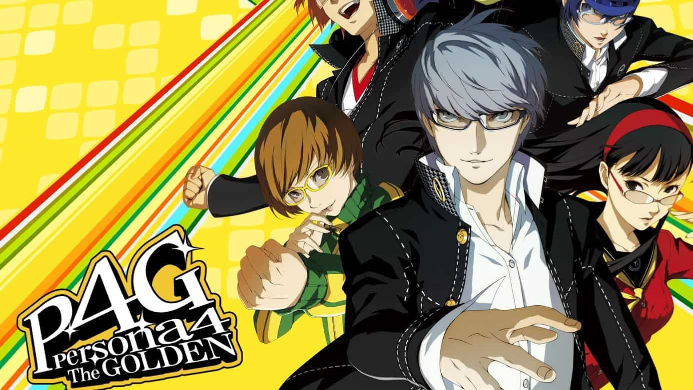 Persona 4 Golden Free Download Game