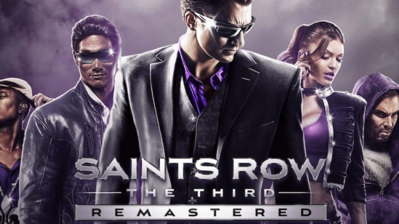 Saints Row The Third Remastered Free Download Game