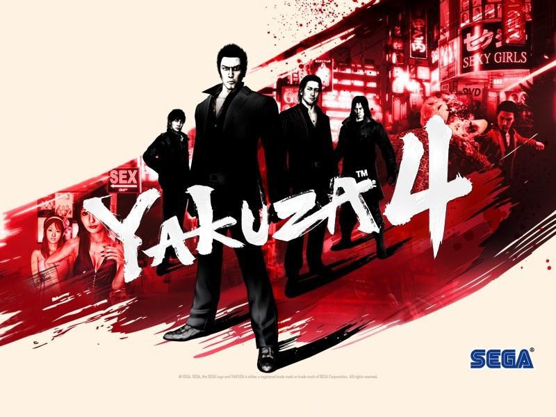 Yakuza 4 Reemastered Game free download