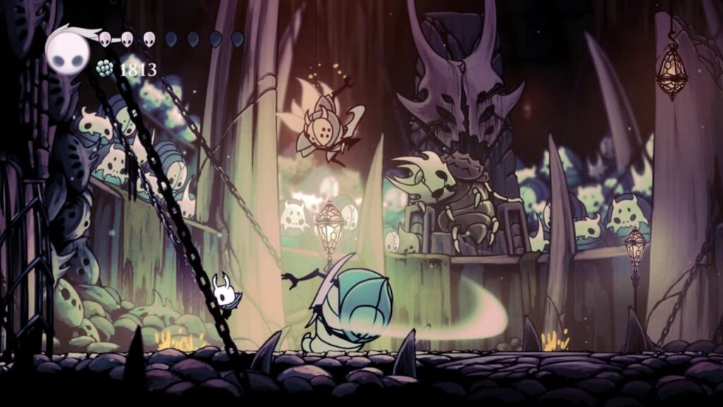 Hollow knight Free Game