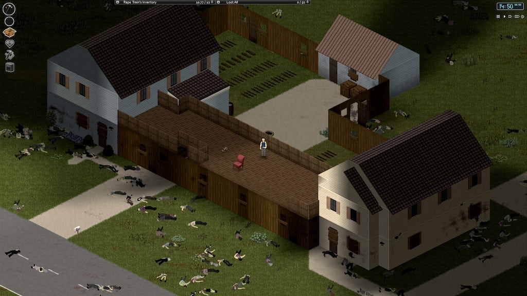 Project Zomboid Free Game