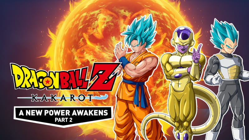 Dragon Ball Z Kakarot A New Power Awakens Part 2