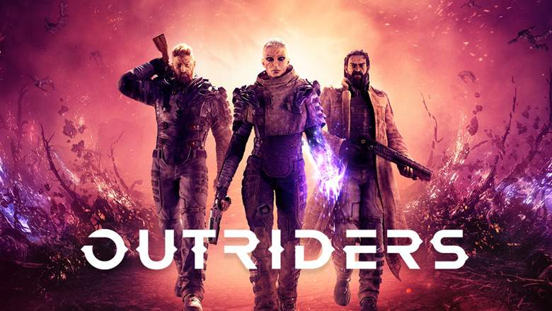 Outriders free download game