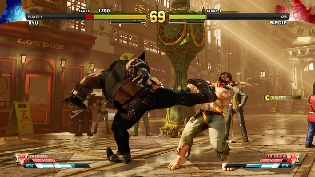 Street Fighter V Champion Edition Free