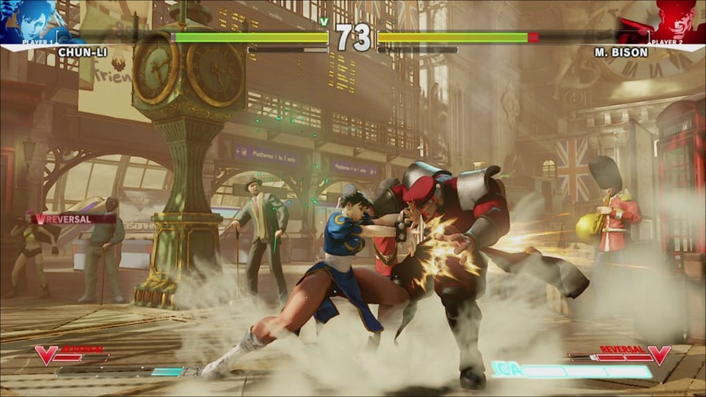 Street Fighter V Champion Edition Free game