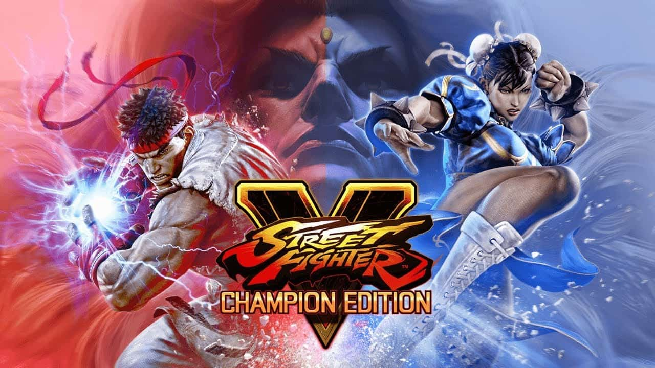 Street Fighter V Champion Edition[rihnogames.com]
