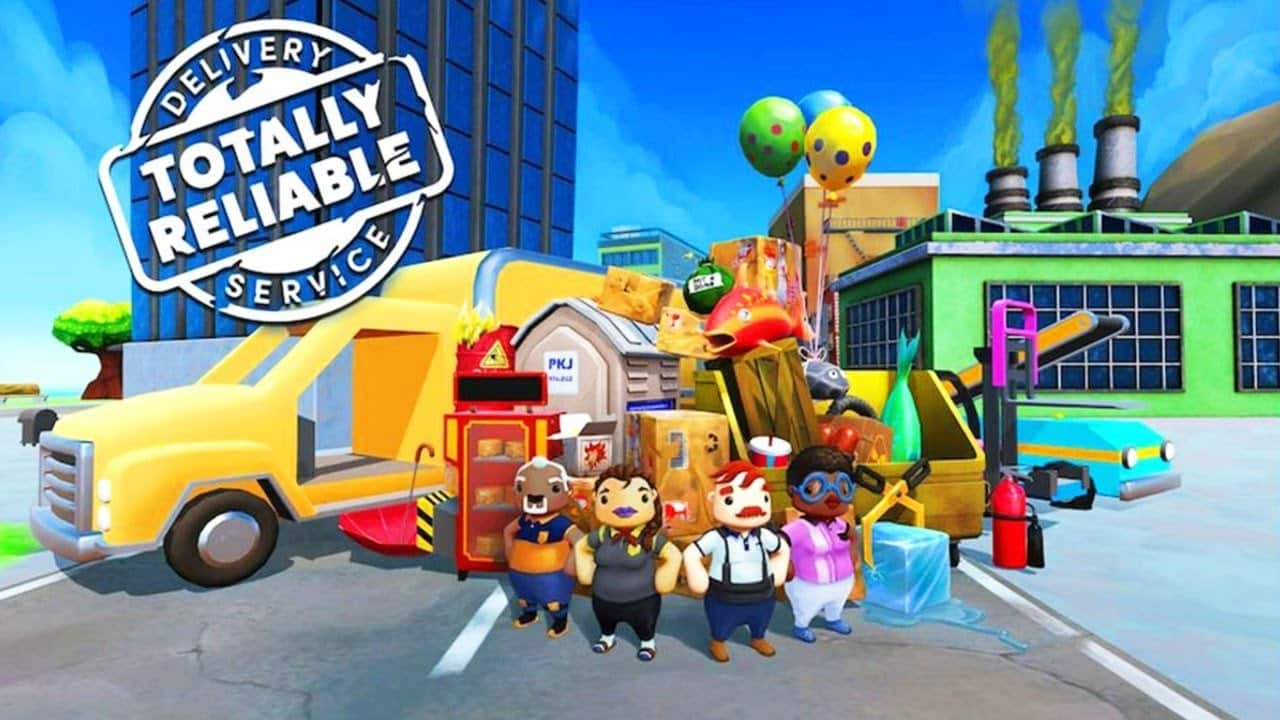 Totally Reliable Delivery Service free download game