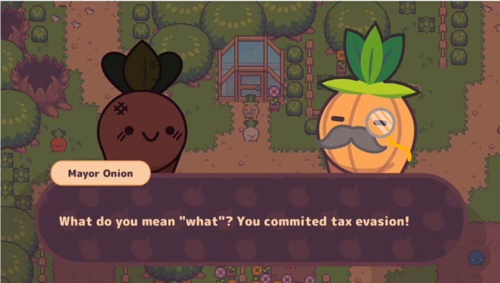 Turnip Boy Commits Tax Evasion free game