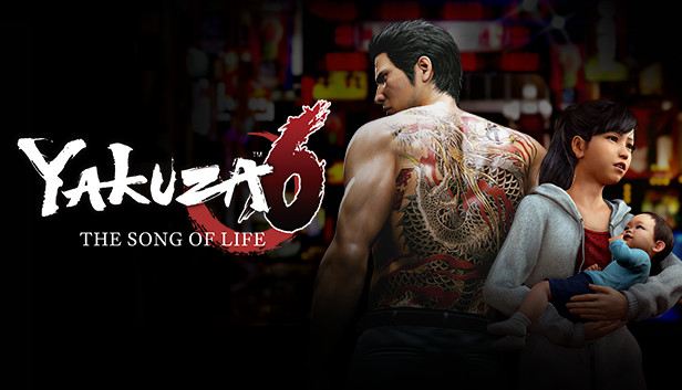 Yakuza 6 The Song of Life Free Download game